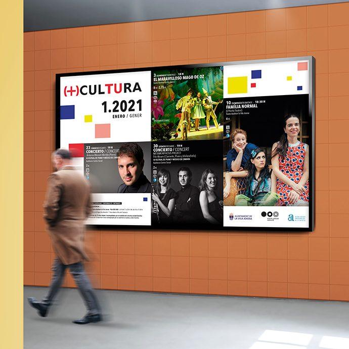 Ayuntamiento de Villajoyosa - Too Lovers Design